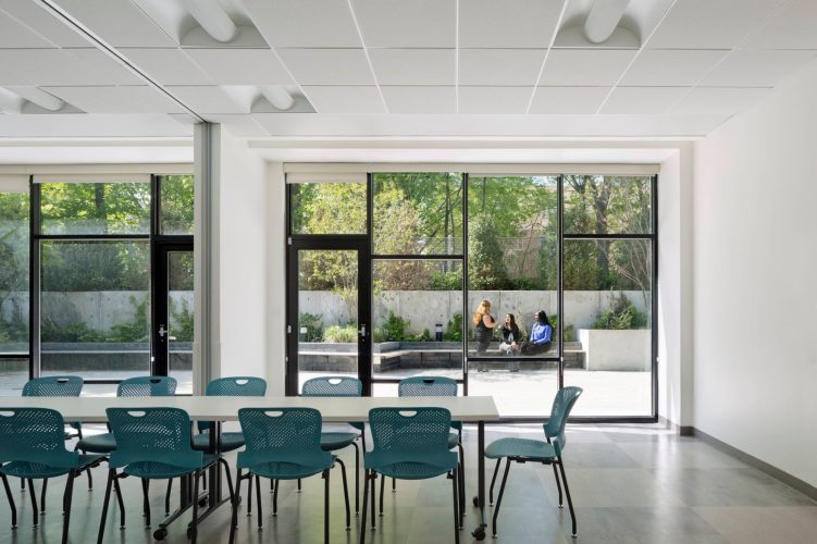 Patrick Bonck Boston Road Multipurpose Room Preview