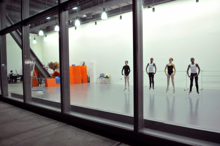 Patrick Bonck Schermerhorn Ballet Studio Preview
